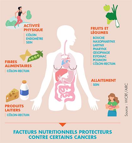 cancer colon regime alimentaire)